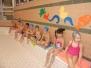 Plavání, skoky do vody