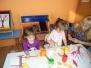 podzimní tvoření malých dětí