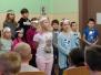 Vánoční hudební a recitační vystoupení školní družiny