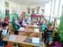 Začátek školního roku v první třídě