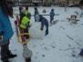 Hry se sněhem