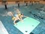 plavání v hluboké vodě