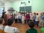 Hudební a recitační vystoupení školní družiny